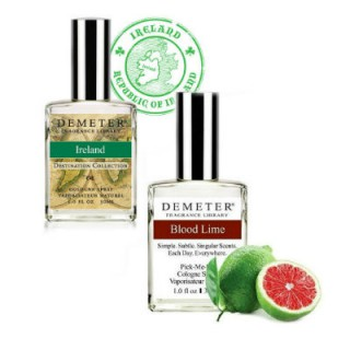Blood Lime и Ireland от Demeter Fragrance